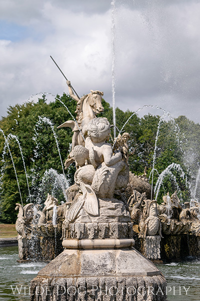 Witley Court Fountain